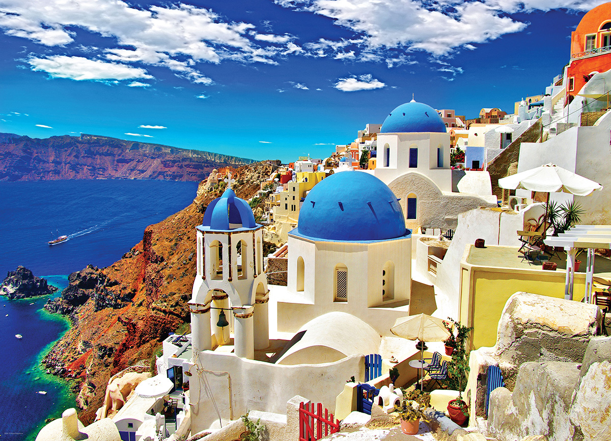 Mind Games - 1000 EUR Oia, Santorini Greece -