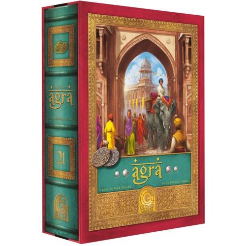 Mind Games - Agra Board Game -